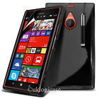 Case for Nokia Lumia 1520 ,S Line Wave Gel with Stylus Pen+FREE Screen Protector