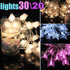 30 LED String Fairy Lights Christmas Xmas Party Indoor/Outdoor Battery Operated