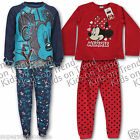BOYS Mickey Mouse Pyjamas GIRLS Minnie Mouse Pyjamas 2-7 Y KIDs Disney Pyjamas