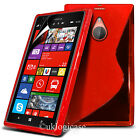 Case for Nokia Lumia 1520 ,S Line Wave Gel + FREE Screen Protector (8 colours)