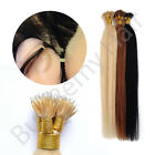 "20"" Nano Tip Remy Hair Extensions bonded 1 Gram Strands For Use With Nano rings"