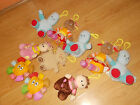 In The Night Garden Iggle Piggle, Makka Pakka, Tombliboos Upsy Daisy soft Toy