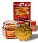 Regular White, Extra Red, Ultra Tiger Balm Pain Relieving Muscle Minor Aches
