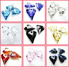 1pc Swarovski Crystal Elements 6240 Wild Heart Pendant- Choose the colour & size