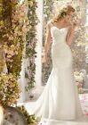 2014 Custom Sexy Mermaid Special Design Wedding Dress Fishtail Bridal Ball gown