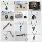 Final Fantasy VII VIII X XIII Cloud Squall Tidus Yuna Lightning Cosplay Necklace