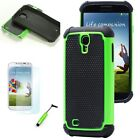 Heavy Duty Shockproof Hard Cover Case for Samsung Galaxy S4