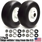 eXmark Lazer Z Front Solid Tire Assembly Puncture Proof No Flat 13x5x6 2 pack