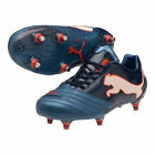 NEW PUMA Powercat 1.12 SG PWR-C Football Soccer Boots Blue Soft Ground 10246903