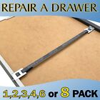Fix A Drawer - Repair Sagging Buckled Chest of Drawers Mend Broken Furniture DIY