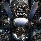 B.A.P (BAP) - First Sensibility (1st Album) CD + Booklet + Poster + 3 Free Gift