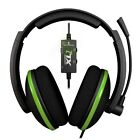 Turtle Beach Ear Force XL1 Black Green Headband Headsets Microsoft Xbox 360 1