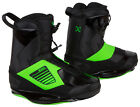 RONIX ONE Kiteboard / Wakeboard Boots / Bindung  2014 phantom/psycho green