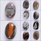 30mm Botswana agate oval focal flatback cab cabochon for jewelry making