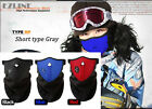 Neoprene Neck Warmer Face Mask Scooter Veil Sport Bike Moto Bicycle Bike Guard