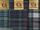 Scarf MacKenzie Tartan Scottish Plaid Ship free in US