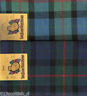 Tartan Sash Gunn Ladies Scottish Plaid Ships free in US