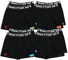 8 Pack Frank and Beans Boxer Shorts S M L XL XXL M Mens Underwear 100% COTTON