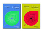 ❤ Dr Feelgood ❤ a pair of modernist poster art prints