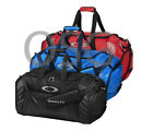 OAKLEY SUNGLASSES LARGE Tech Sport Duffel Soccer Gym Tote Duffle Golf Bag 85L