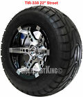 """12"""" RHOX RX250 Wheel with Tire Combo and EZGO Golf Cart Lift Kit"""