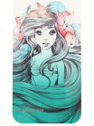 ARIEL, SNOW WHITE & TINKERBELL Clip On Case For iPhone 4 ~Disney~ YOUR CHOICE