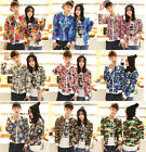 Newest Men's Lover Women's Fashion Colleage Casual Slim Fit Baseball Jacket Coat