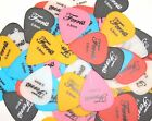 Ferris POM Plectrums Picks,  Pack Of 100 Available In Gauges,  0.5,  0.8,  1.0,  1.14