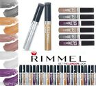Rimmel Scandaleyes Eyeshadow Paint Liquid Assorted Shades to Choose
