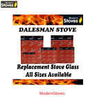 Dalesman Replacement Stove Glass - Heat Resistant