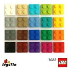 LEGO Plate 2X2 NEW 3022 choose colour and quantity