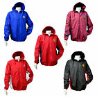 Football Team OFFICIAL Rain Coat Jacket Hoodie - Boys/Kids & Adults - S-XL - NEW