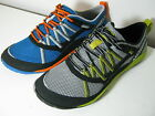 Mens Merrell Flux Glove Black or Blue Barefoot Running Trainers