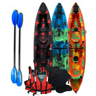 Two Person Sit On Top Family Kayak - Multiple Colours - Starter Pack - Riber