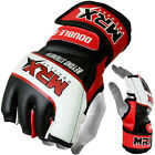 MMA Gloves UFC Cage Sparring Grappling Boxing Fight Punch Mitts Kick MRX, rbw