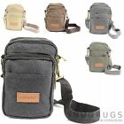 Men's /Ladies Handy Canvas /Belt Bag with Detachable Shoulder Strap or Belt Loop