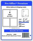"Внешний вид - PO08 Premium Shipping Labels Self Adhesive (4) Per Sheet 4""x 5"" PRO OFFICE"