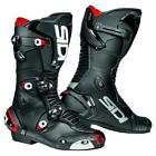SIDI MAG-1 MAG ONE CE APPROVED RACE SPORTS MOTORCYCLE BOOTS BLACK