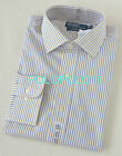 New Polo Ralph Lauren Dress Shirt Spread Regent Custom White 15 16