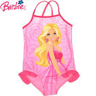 NWT Girls/Toddler/Childs/Kids BARBIE One Piece Tankini Swimsuits Pink Sz 2T-9T