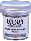 WOW! EMBOSSING POWDER GLITTERS - 86 COLOURS - free UK p&p on extra pots