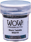 EMBOSSING POWDER GLITTERS - WOW! - 15ml JAR - 88 COLOUR CHOICES
