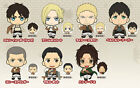 Shingeki no Kyojin / Attack on Titan - Rubber Strap Part.2 BOX Changeable faces