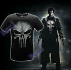 The Punisher Skull Head Movie Ver. T-Shirt