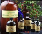 CALIFORNIA POPPY Tincture Liquid Extract  analgesic natural ORGANIC pain relief