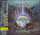 VISIONS OF ATLANTIS Cast Away Japan CD Enhanced 2nd 2003 Australian Gothic Metal