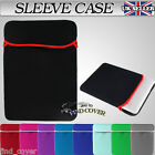 Soft Neoprene Notebook Laptop Ultrabook Chromebook Sleeve Case Bag 13 inch