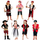 Childrens Pirate Fancy Dress Costume Pirates Of The Carribean Jack Sparrow