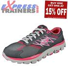 Skechers Womens Go Run Ride 2 Running Fitness Gym Trainers Grey * AUTHENTIC *