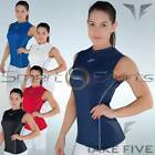 Ladies Lightweight Compression Sleeveless Top Womens Baselayer Tank Skins Take 5